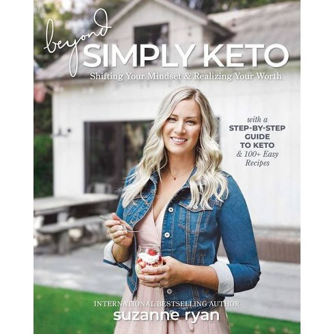 Beyond Simply Keto - by Suzanne Ryan (Paperback) - image 1 of 1