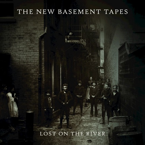 The New Basement Tapes -Lost On The River: The New Basement Tapes - image 1 of 1