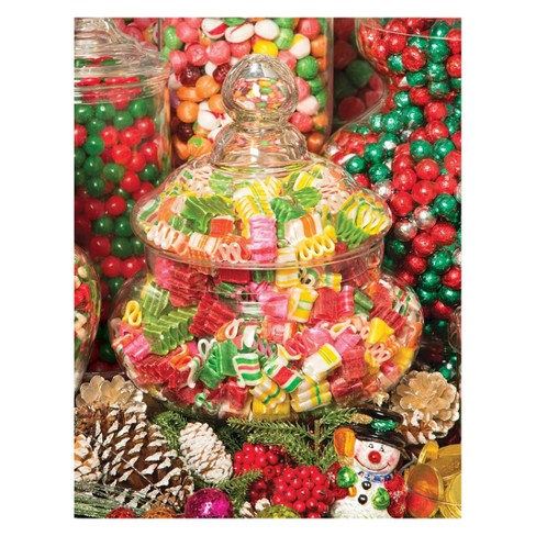 Springbok The Candy Jar 500pc Jigsaw Puzzle - image 1 of 1
