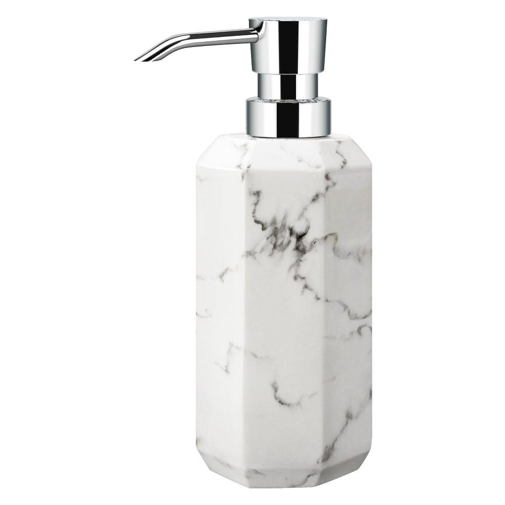 Marble Facet Lotion Pump - Allure