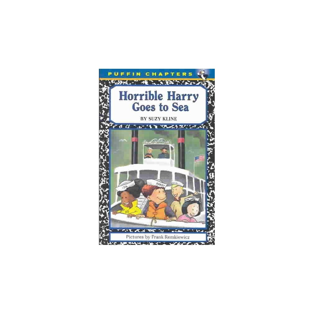 Horrible Harry Goes to Sea ( Horrible Harry) (Reprint) (Paperback)
