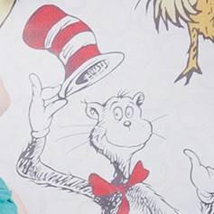 Dr. Seuss Friends