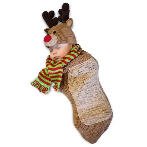 Baby Randolph the Reindeer Costume - Princess Paradise - image 1 of 1