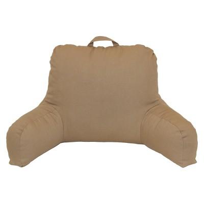Tan Bedrest Support Pillow - Room Essentials™