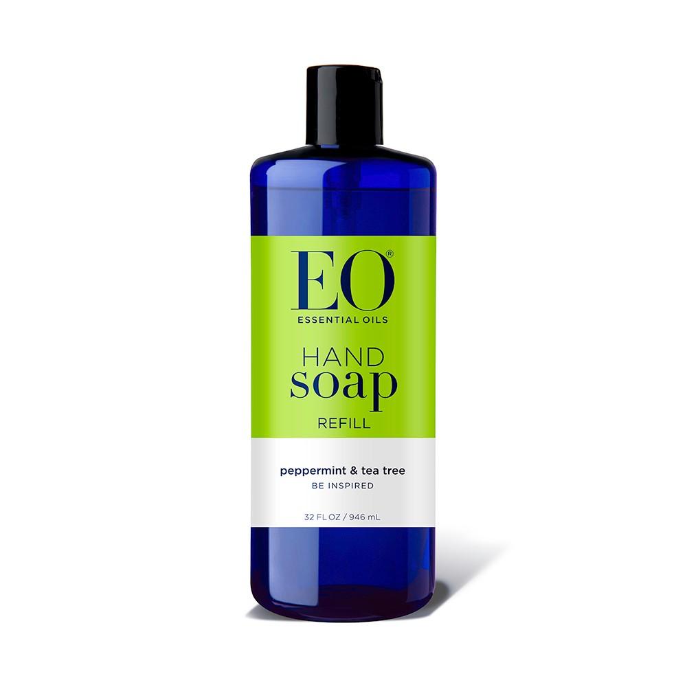 EO Peppermint & Tea Tree Liquid Hand Soap - 32.0 fl oz