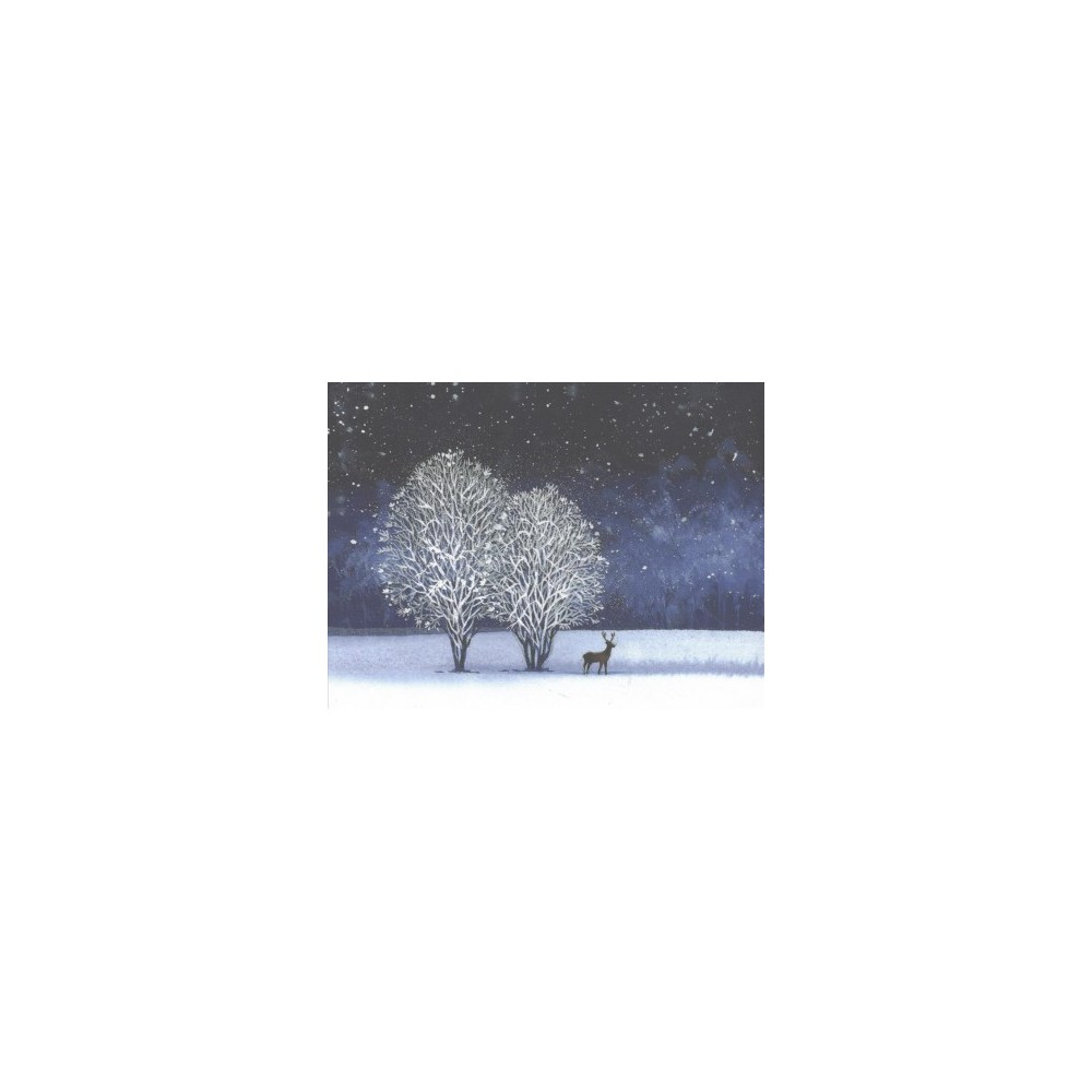 Starry Night Deluxe Holiday Cards - (Stationery) Starry Night Deluxe Holiday Cards - (Stationery)