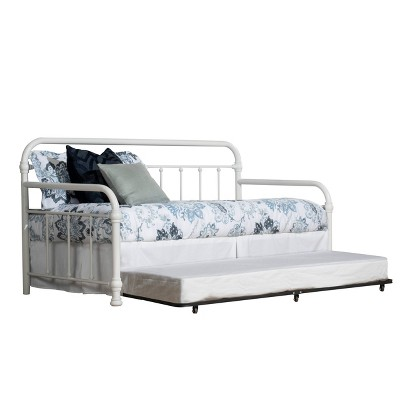 Twin Kirkland Daybed with Trundle White - Hillsdale Furniture
