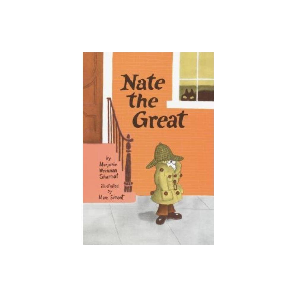 Nate The Great By Marjorie Weinman Sharmat Hardcover