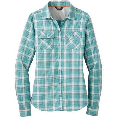 Outdoor Research Passage Women's Long Sleeve Shirt - image 1 of 1