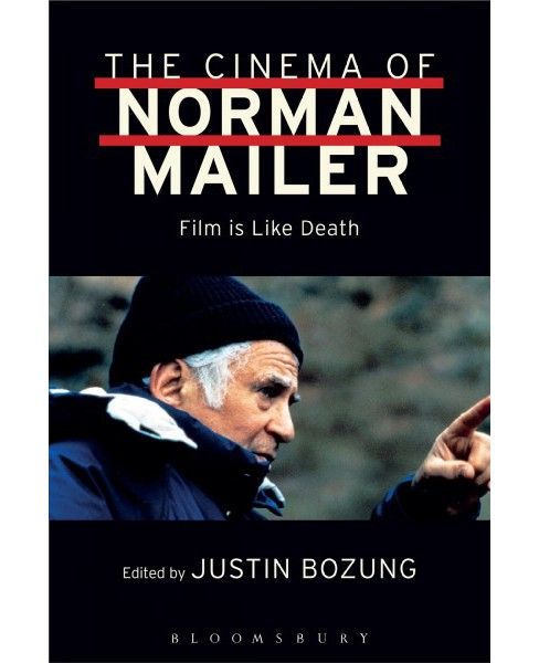 Cinema of Norman Mailer : Film Is Like Death (Hardcover) - image 1 of 1