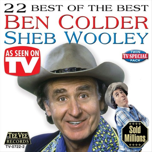 Sheb wooley - 22 best of best (CD) - image 1 of 1