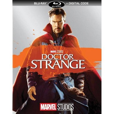 Marvel'S Doctor Strange (Blu-Ray + Digital)