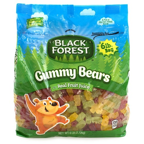 Black Forest Gummy Bears - 6lbs - image 1 of 1