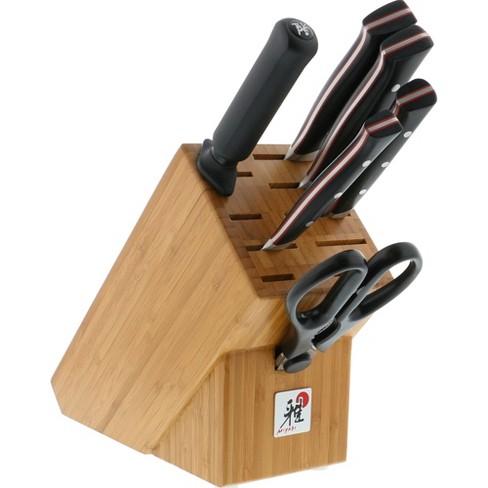 Miyabi Red Morimoto Edition 7-pc Knife Block Set - image 1 of 1