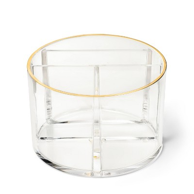 Sonia Kashuk™ Cylinder Makeup Brush Cup - Clear