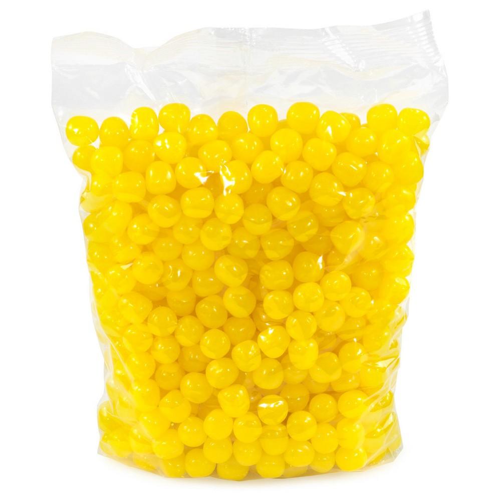 Sweet's Lemon Fruit Sours Candy - 5lbs