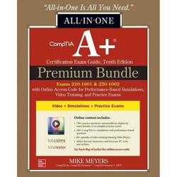 Comptia A+ Certification Premium Bundle: All-In-One Exam Guide, Tenth Edition with Online Access Code