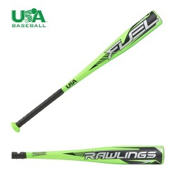 "Rawlings Fuel 28"" Baseball Bat 2018"