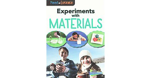 Experiments With Materials (Paperback) (Isabel Thomas) - image 1 of 1