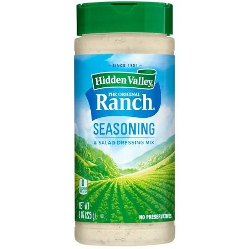 Hidden Valley Original Ranch Seasoning & Salad Dressing Mix - 8oz - image 1 of 4