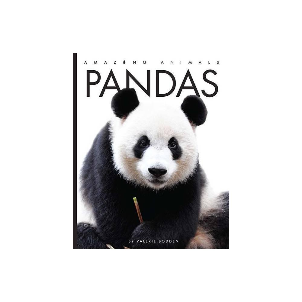 Pandas Amazing Animals By Valerie Bodden Paperback