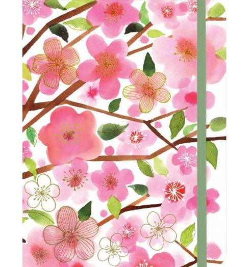Cherry Blossoms Gilded Journal (Notebook / blank book) - image 1 of 1