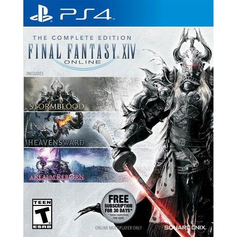 Final Fantasy XIV: Online Complete Edition PlayStation 4 - image 1 of 4