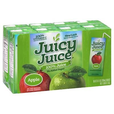 Juice Boxes: Juicy Juice
