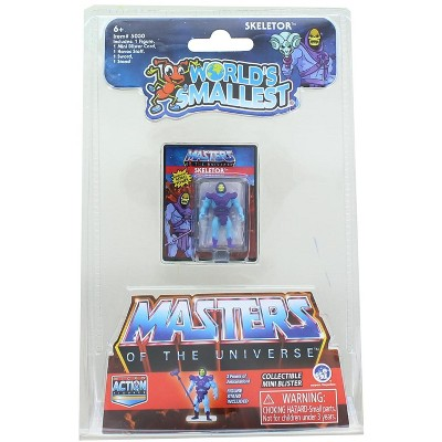 Super Impulse Masters of the Universe World's Smallest Micro Action Figure | Skeletor