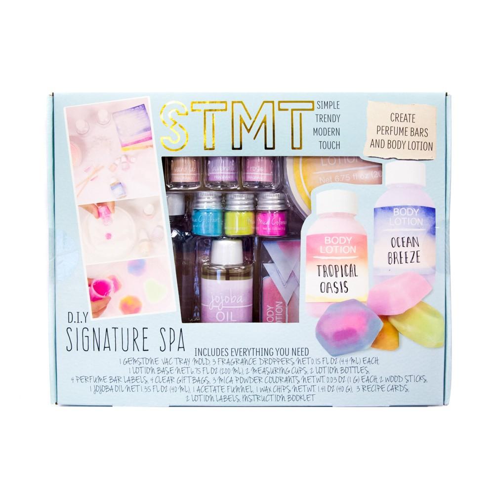 Stmt Diy Signature Spa Soap & Lotion Set