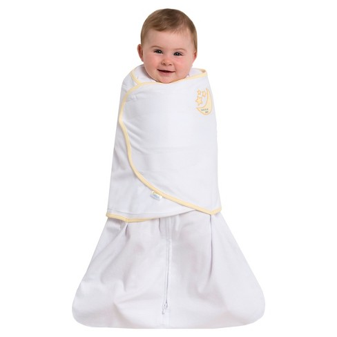a424167585 HALO® Sleepsack® 100% Cotton Two-Piece Gift Set - Yellow Moon And Stars    Target