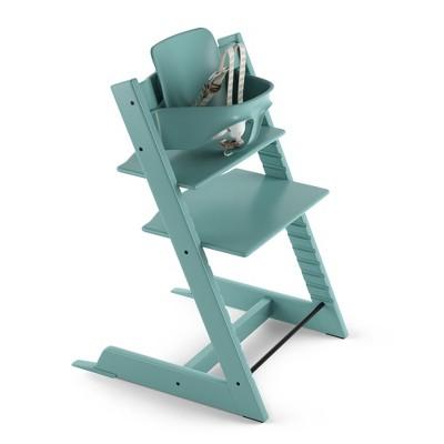 Stokke LLC Tripp Trapp High Chair - Aqua Blue