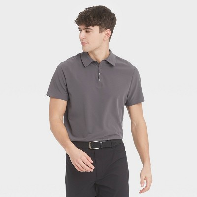 Men's Stretch Woven Polo Shirt - All in Motion™