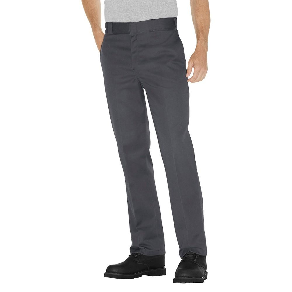 Dickies - Men's Big & Tall Original Fit 874 Twill Pants Charcoal (Grey) 38x36