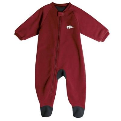 NCAA Arkansas Razorbacks Baby Boys' Blanket Sleeper