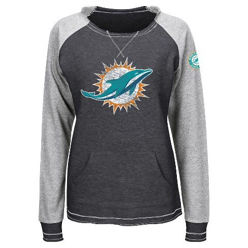 Miami Dolphins Women's Sweatshirt S - image 1 of 1