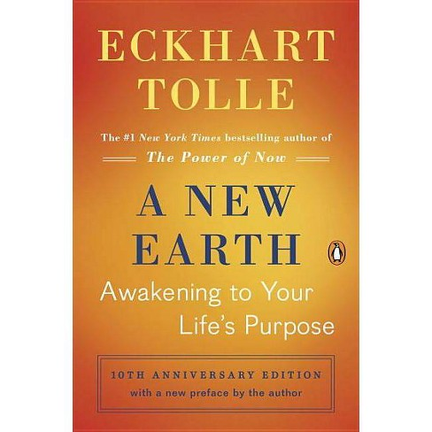 A New Earth (Reprint) (Paperback) by Eckhart Tolle - image 1 of 1