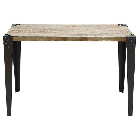 Console Table Brown - Benzara - image 1 of 1