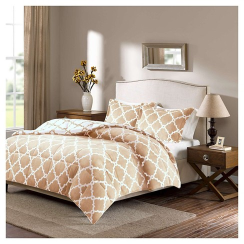 Alston Reversible Plush Comforter Set - image 1 of 4