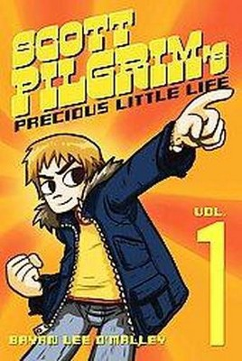Scott Pilgrim's Precious Little Life 1 ( Scott Pilgrim) (Paperback) by Bryan Lee O'Malley