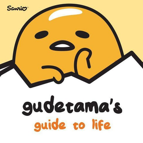 Gudetama's Guide to Life - by  Brian Elling (Paperback) - image 1 of 1