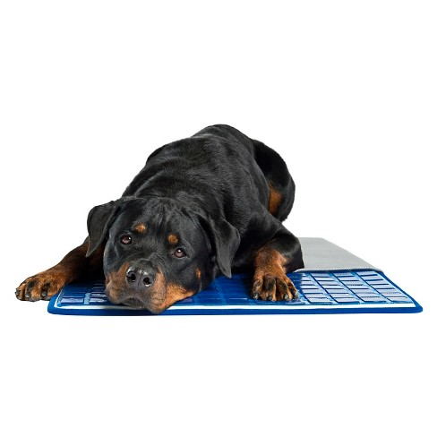 Pet Therapeutics TheraCool Gel Cell Cooling Pad Pet Bed - Blue - image 1 of 1