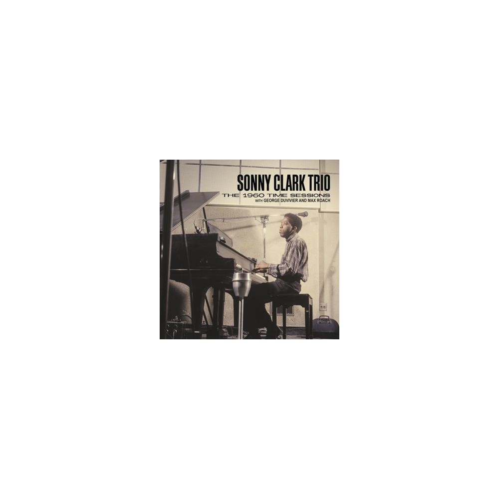Sonny Trio Clark - 1960 Time Sessions (CD)
