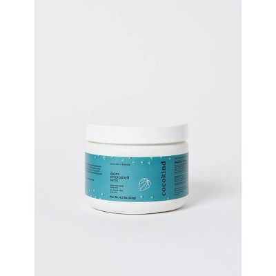 cocokind Detox Chlorophyll Tonic Jar - 4.2oz