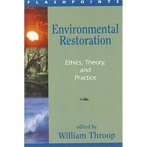 Enviromental Restoration - (Flashpoints) by  William Throop (Paperback) - image 1 of 1