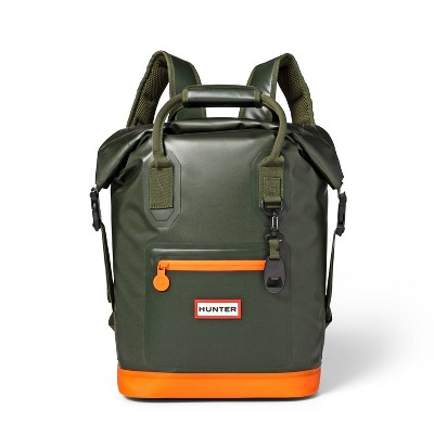 17 L Backpack Cooler Olive/Orange   Hunter For Target by Hunter For Target