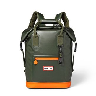 17L Backpack Cooler Olive/Orange - Hunter for Target
