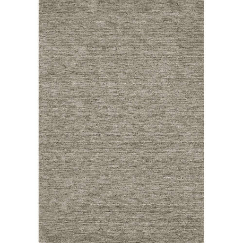 Promos 5X8 Solid Area Rug Granite - Addison Rugs