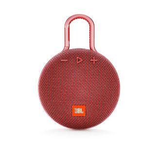 JBL Clip 3 Wireless Speaker - Red
