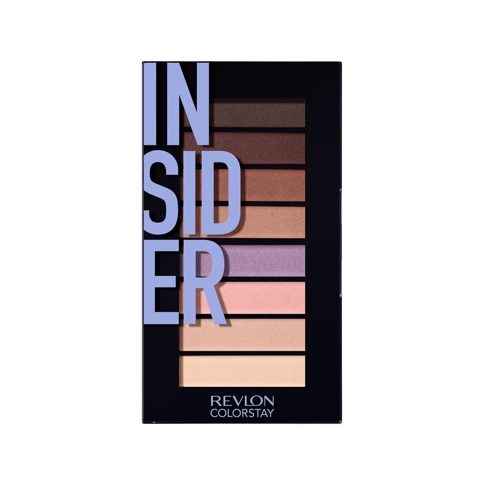 Revlon ColorStay Looks Book Palette 940 Insider - 0.12oz